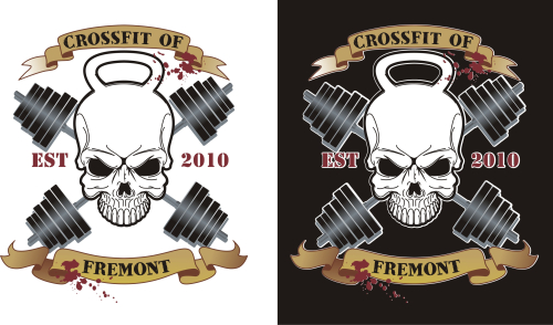 Crossfit of fremont logo